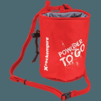 Chalk Bag Powder červená 005