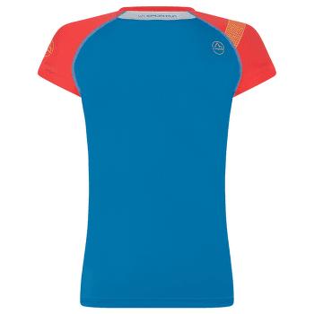 Move T-Shirt Women Neptune/Hibiscus
