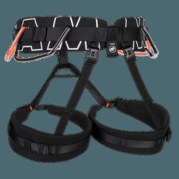 4 Slide Harness black 0001
