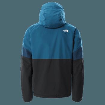 Lightning Jacket Men Asphalt Grey-Moroccan Blue