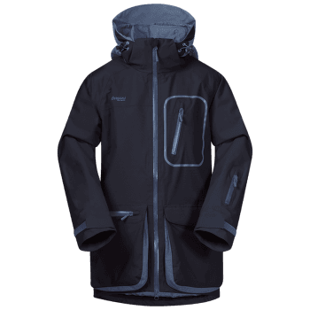 Knyken Insulated Youth Jacket Dk Navy/Fogblue