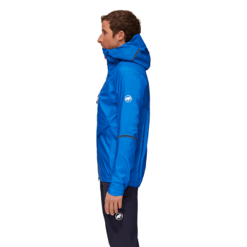 Nordwand Light HS Hooded Jacket Men azurit