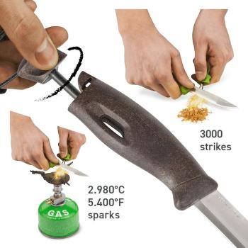 Fire Knife BIO Cocoshell