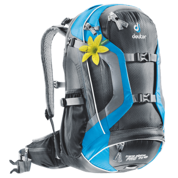 Trans Alpine Pro 24 SL black-turquoise