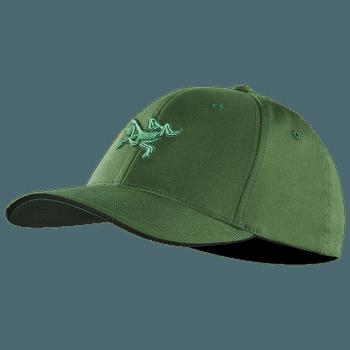 Embroidered Bird Cap Conifer