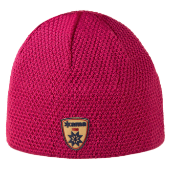 AW28 Windstopper Knitted Hat Pink