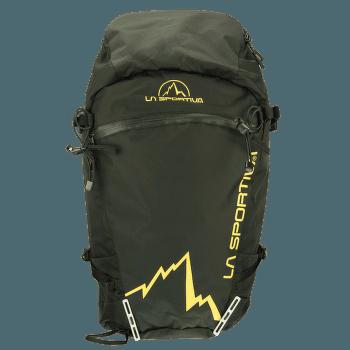 Moon Powder Backpack BLACK