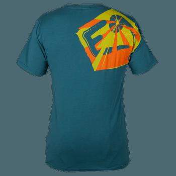 Move One T-Shirt Men PETROL
