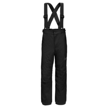 Snow Ride Texapore Ins Pants Kids black 6000