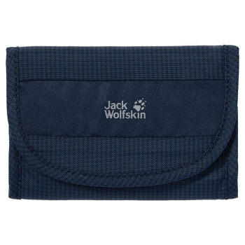 Cashbag Wallet Rfid night blue 1010