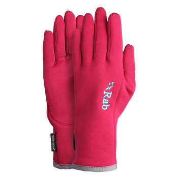 Power Stretch Pro Glove Women Anemone
