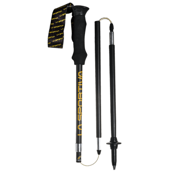 Trail Speed Carbon Poles BLACK