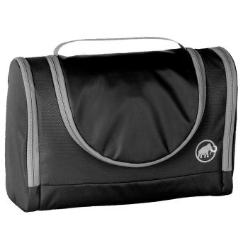 Washbag Roomy black 0001