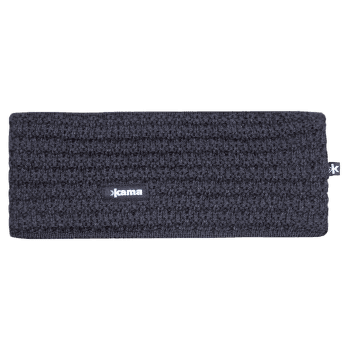 C36 Knitted Headband Graphite