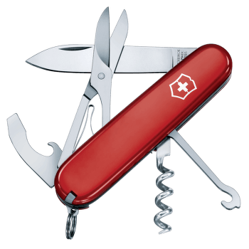 Swiss Army Knife Compact Red