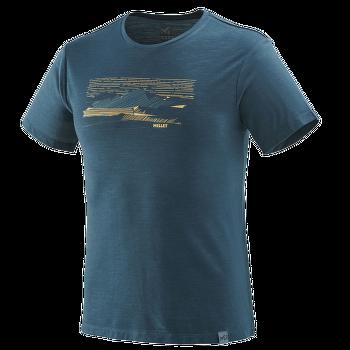 Sevan Wool T-Shirt SS Men ORION 8737
