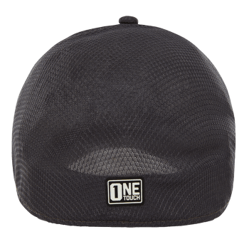 TNF One Touch Lite Ball Cap ASPHLTGR/FRYRED
