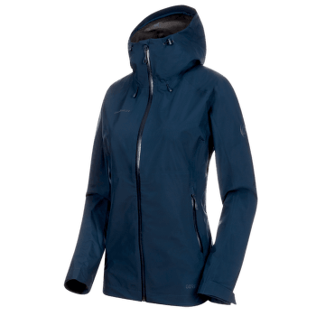 Convey Tour HS Hooded Jacket Women (1010-26022) peacoat
