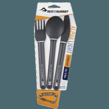 Alphalight Cutlery Set 3