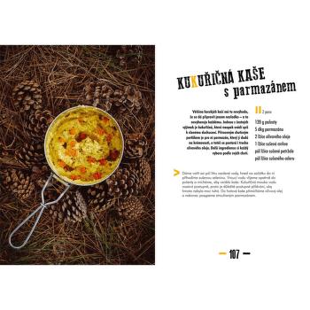 Outdoorová kuchařka 2. vydání