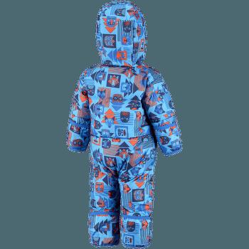 Snuggly Bunny™ Bunting Kids Super Blue Critter Block, Super Blue 447