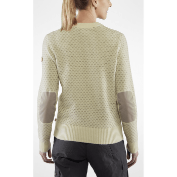 Övik Nordic Sweater Women True Red