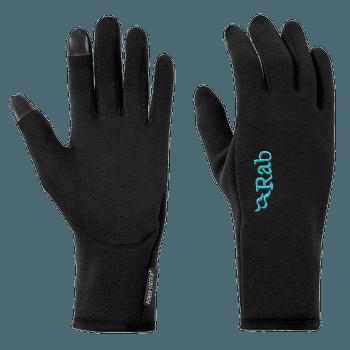 Power Stretch Contact Glove Women Black
