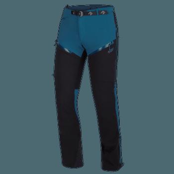 Rebel 1.0 Pants Men Black/petrol