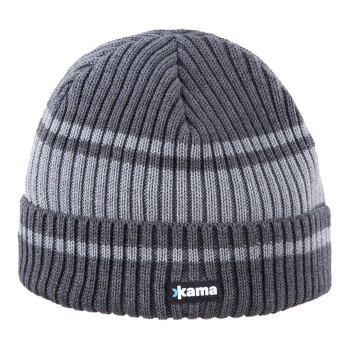 A12 Knitted Hat graphite