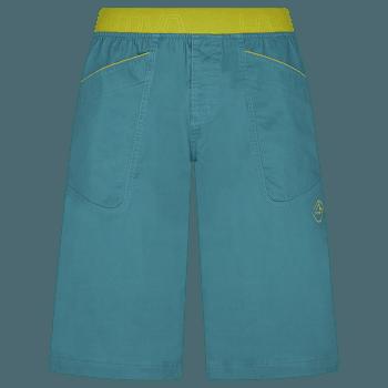 Flatanger Short Men Pine/Kiwi