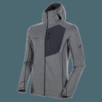 Aconcaqua Light ML Hooded Jacket Men black 0001