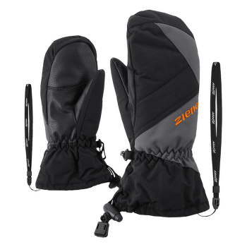 AGILO AS® MITTEN Junior black magnet