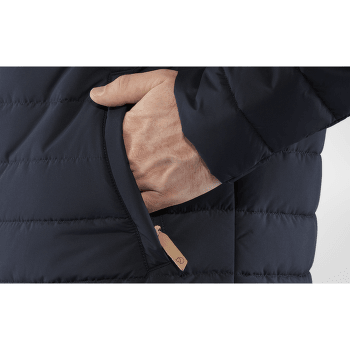 Kiruna Liner Jacket Men Black
