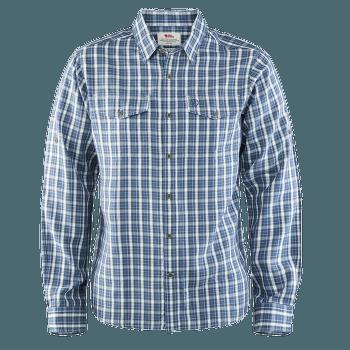 Abisko Cool Shirt LS Men Uncle Blue
