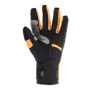 Tech Gloves Black/Yellow