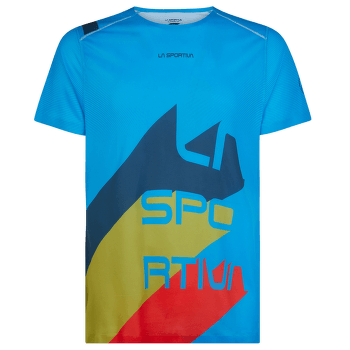 Stream T-Shirt Men Neptune/Opal