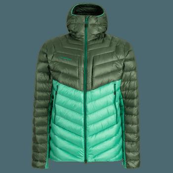 Broad Peak IN Hooded Jacket Men (1013-00260) deep emerald-woods