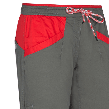 Temple Pant Women Clay/Hibiscus