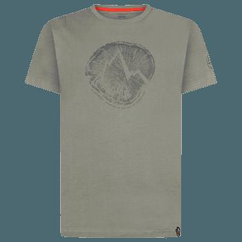 Cross Section T-Shirt Men Clay
