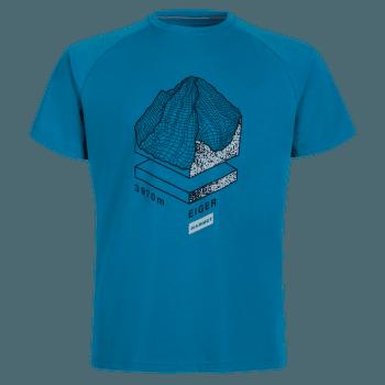 Mountain T-Shirt Men (1017-09845) sapphire 50226