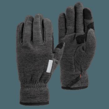 Fleece Glove (1190-00330) black mélange 0033