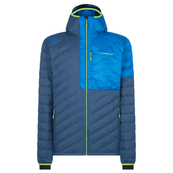 Zone Down Jacket Men Opal/Aquarius