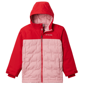 GRAND TREK™  Down Jacket Red Lily, Pink Orchid 658