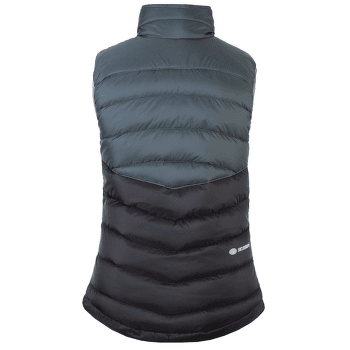 Safir Vest Lady dark grey/black
