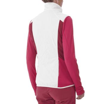 Extreme Rutor Alpha Vest Women MOON WHITE/TANGO