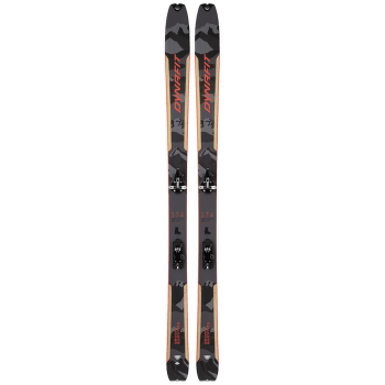 Seven Summits Set grey/red