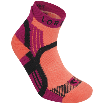 TRAIL RUNNING PADDED Women 9028 CORAL