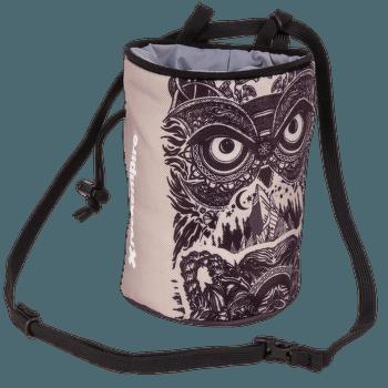 Chalk Bag Owl Šedá