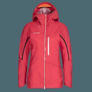 Nordwand Light HS Hooded Jacket Women azalea