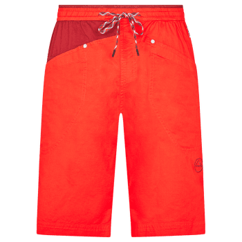 Bleauser Short Men Poppy/Chili